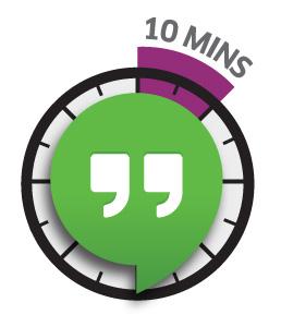 10 Mins Hangouts