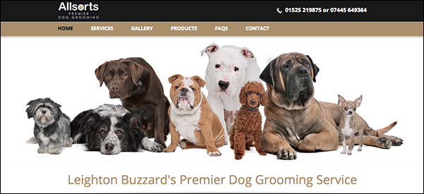 All Sorts Premier Dog Grooming