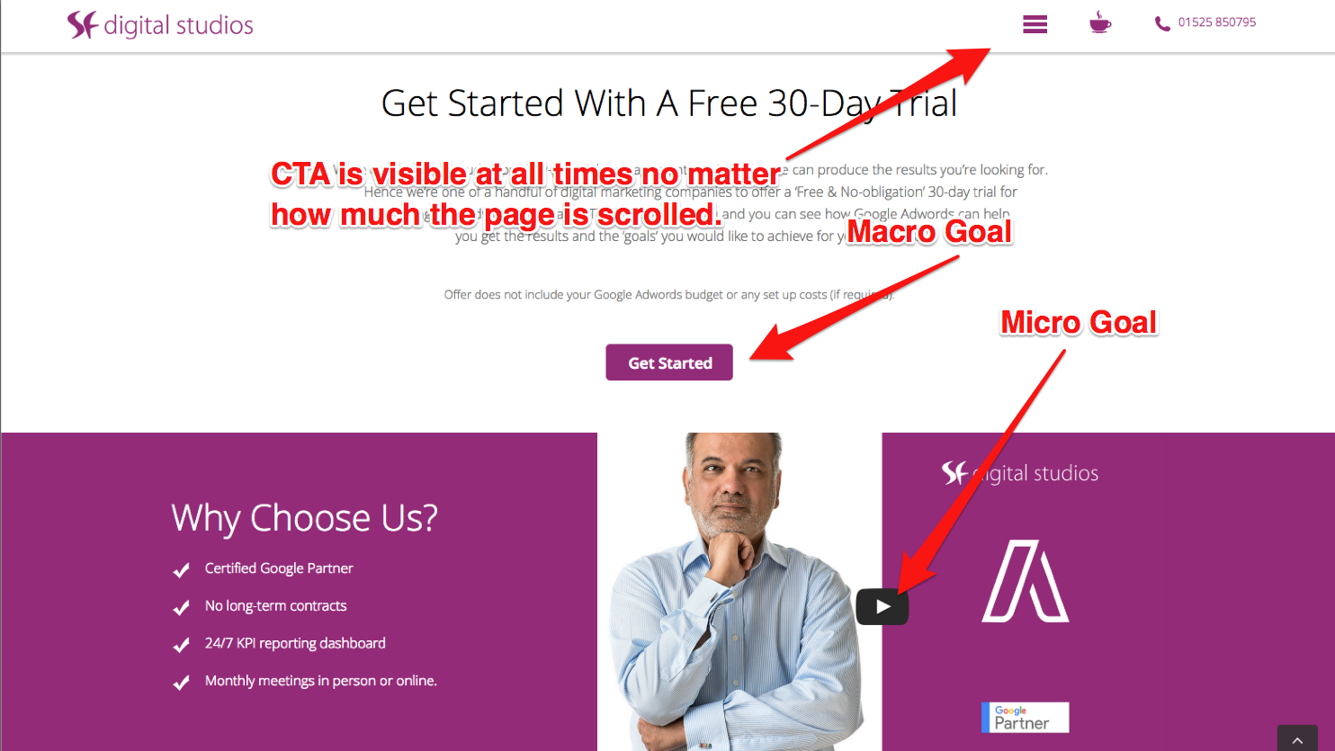 How To Increase Conversions Using Goals