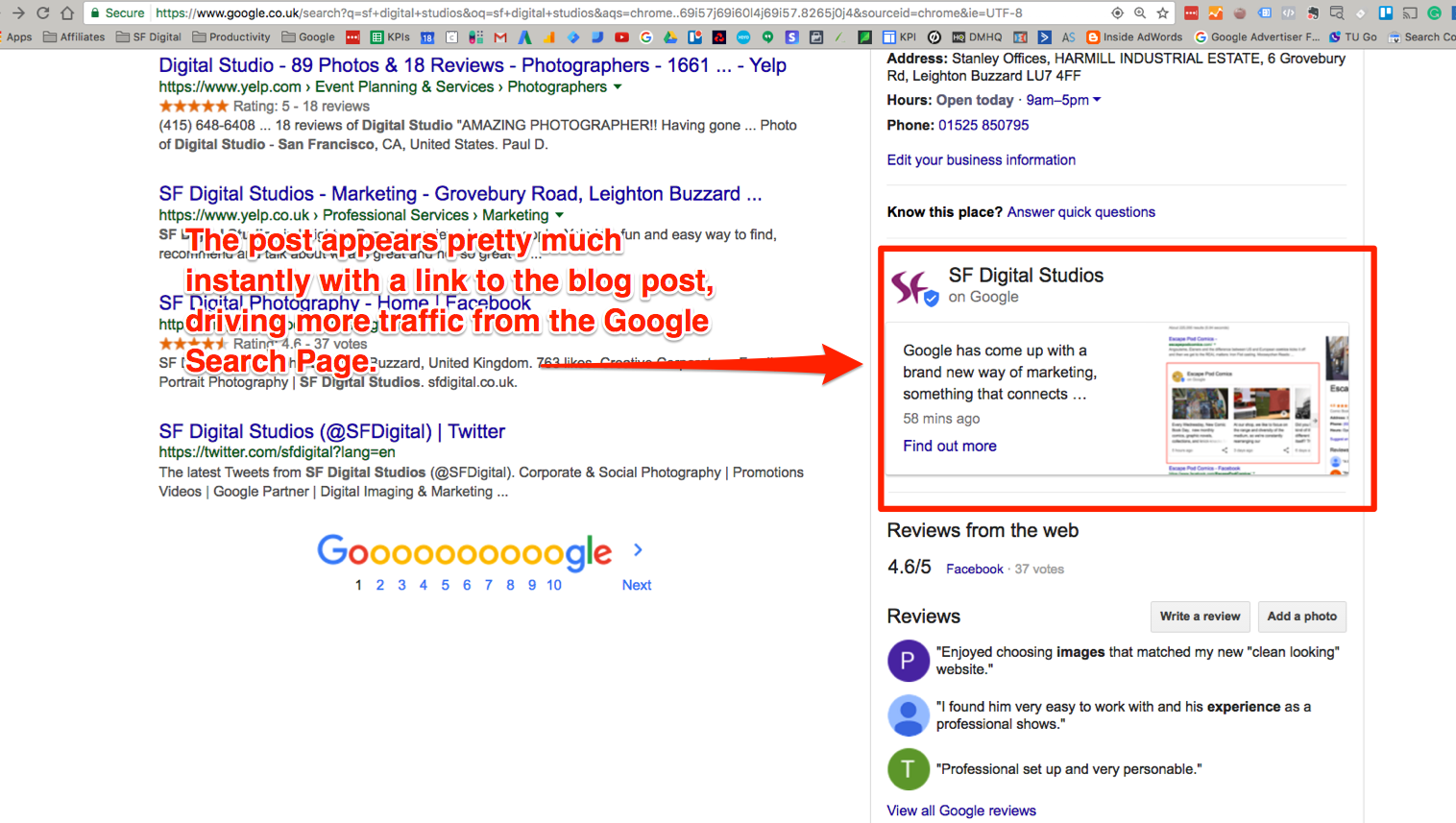 A Beginners Guide To Google Posts